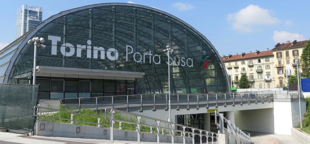Torino stazione porta susa
